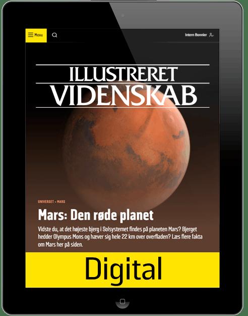 Illustreret Videnskab Digital