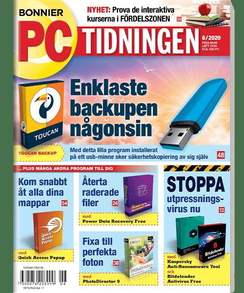 Ge ett presentkort på PC-tidningen