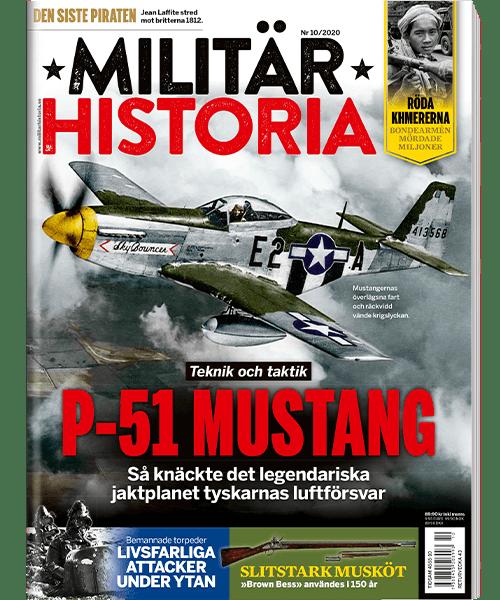 Ge ett presentkort på Militär Historia
